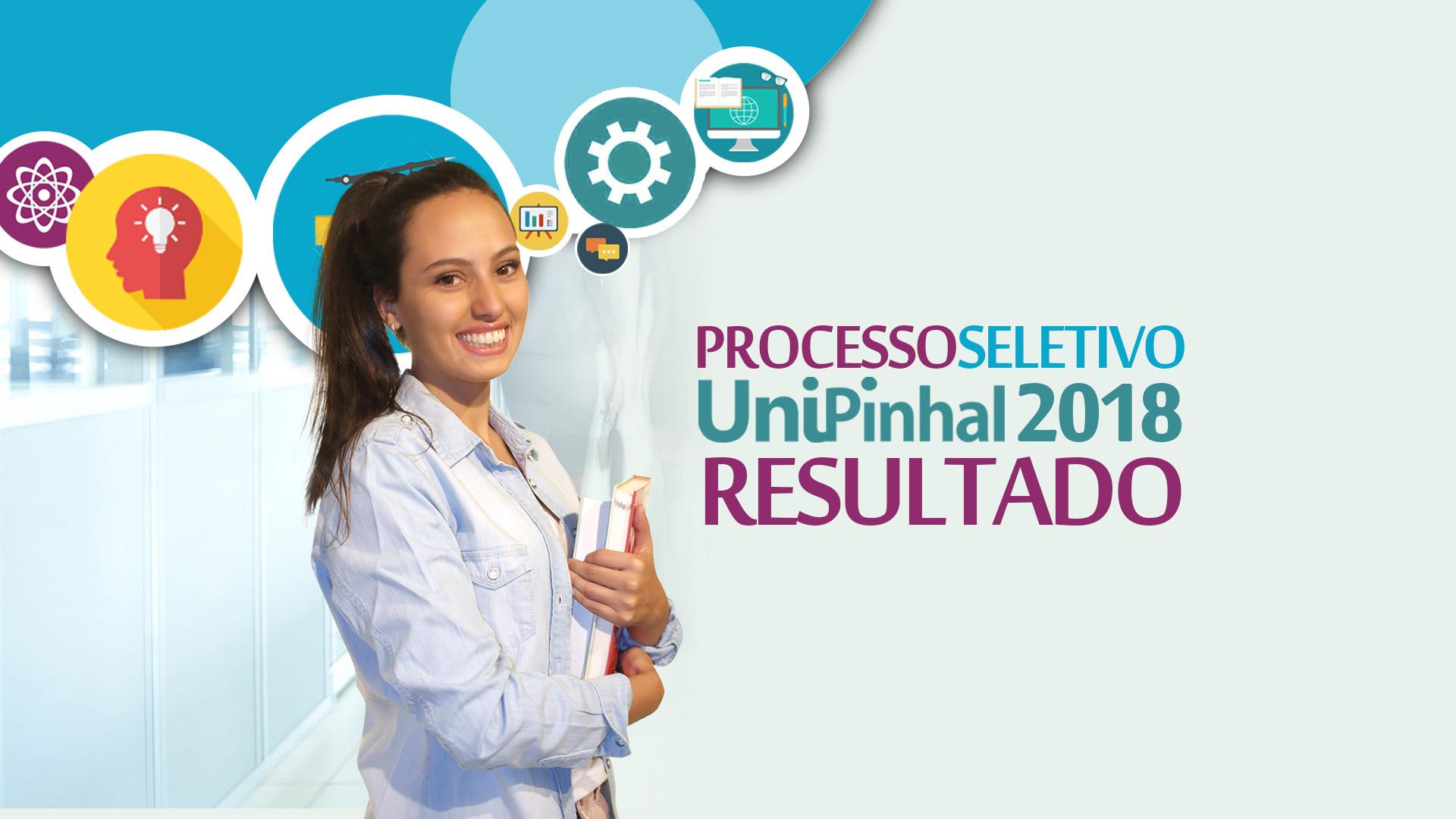 Vestibular UniPinhal 2018